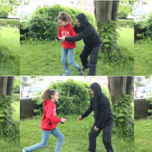 Self-Defence Class for Girls and Women