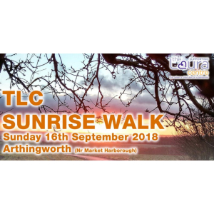 TLC Sunrise Walk 2018