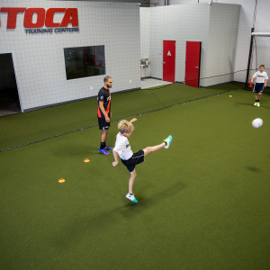 TOCA Football Training U10 - U12