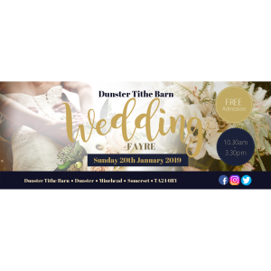 Dunster Wedding Fair