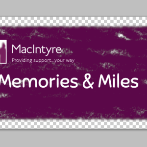 Come walk with us!  MacIntyre Memories & Miles, Sunday 30 September 2018
