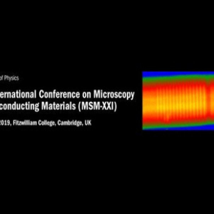 International Conference on Microscopy of Semiconducting Materials, UK