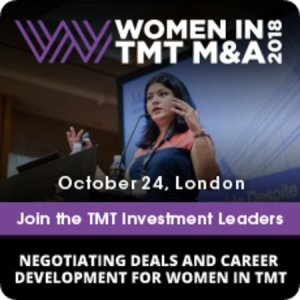 Women in TMT M And A 2018