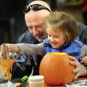 Riverford's Pumpkin Day