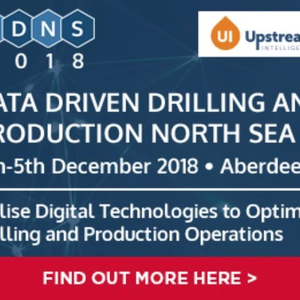Data Driven Drilling and Production North Sea 2018 Conference