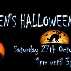 Children's Halloween Party - Priory Center St. Neots