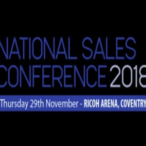 National Sales Conference - 29th November - Ricoh Arena, Coventry