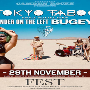 Tokyo Taboo and more at Fest Camden • Camden Rocks
