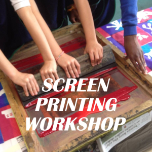 Screen Printing Workshop - St. Neots
