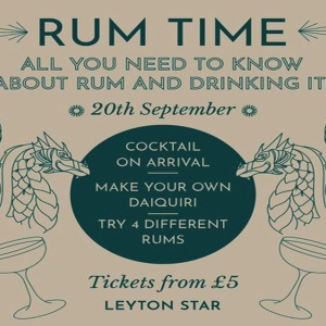 Rum Time at The Leyton Star