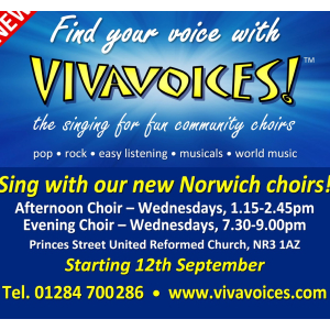 VivaVoices Norwich Evening Community Choir