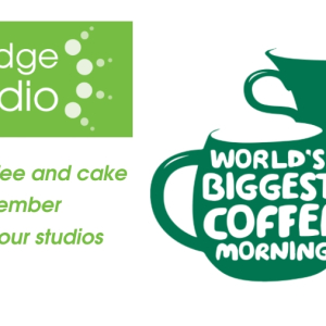 Cambridge 105 Radio Macmillan World's Biggest Coffee Morning