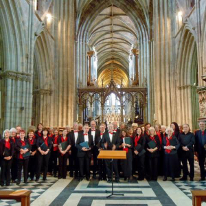 Messiah, Cheltenham Choral Society