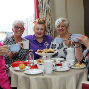 The kettle's on at #Epsom care home as it prepares to host a tasty fundraising event  @CAREUK Appleby House