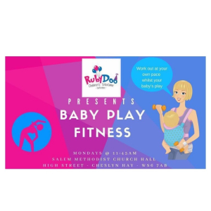 Baby Play Fitness with Ruby Doo