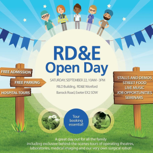 RD&E Open Day
