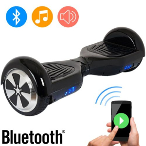 How To Connect The Bluetooth With Your Hoverboard ?