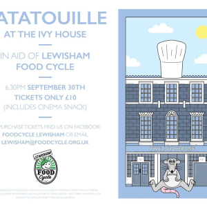 Ratatouille - Film Night Fundraiser