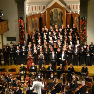 GUERNSEY CHORAL & ORCHESTRAL SOCIETY CHRISTMAS CONCERT