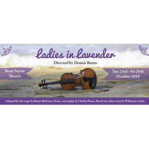 LADIES IN LAVENDER PRESENTED BY GADOC