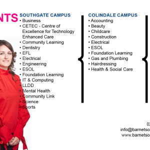 Open Event - Southgate Campus