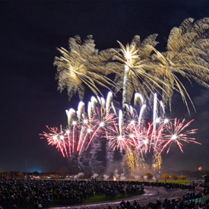 Peterborough Firework Fiesta