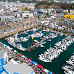 BARCLAYS JERSEY BOAT SHOW 2019