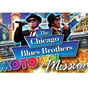 The Chicago Blues Brothers Motown Mission.