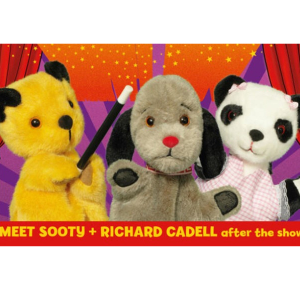 Sooty's Magic Show.