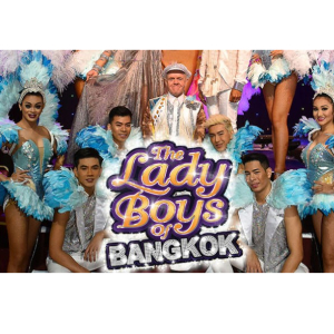 Ladyboys of Bangkok Theatre tour 2019 THE GREATEST SHOWGIRLS TOUR !!