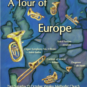CSD Brass presents: A Tour of Europe