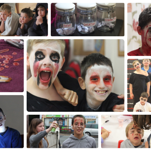 Drama Horror Workshop for Children