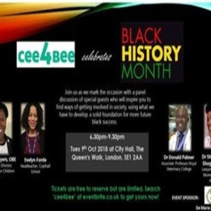 Black History Celebration - Cee4Bee networking event