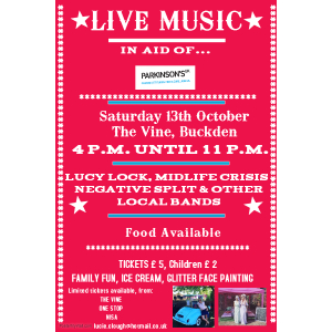 Live Music & BBQ in Buckden - Family Event