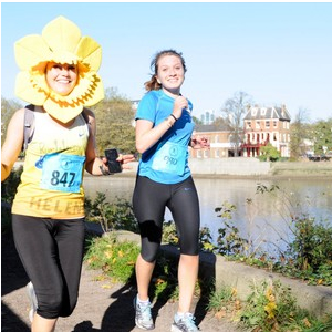 Thames Meander Half-Marathon And Marathon, November 2019