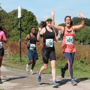 Thames Meander Half-Marathon and Marathon, August 2019