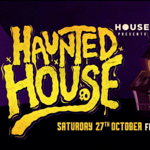 HOUSE PRESENTS HAUNTED HOUSE