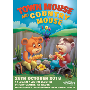St Neots Players Present - Town Mouse and Country Mouse