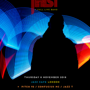 Jehst + Full Live Band @ The Jazz Cafe, Thursday 8th November