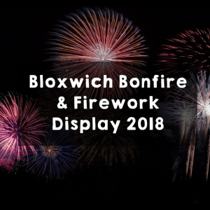 Bloxwich Bonfire & Firework Display 2018