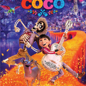 St Neots Junior Film Club Screening: COCO - St Neots