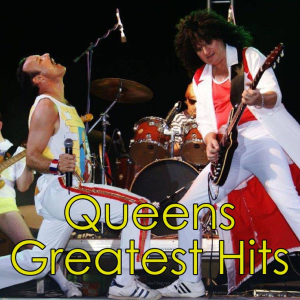 Queens Greatest Hits  - The Bohemians - St. Neots