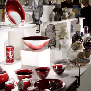 Anglian Potters Christmas Ceramics Exhibition returns to All Saints' Cambridge