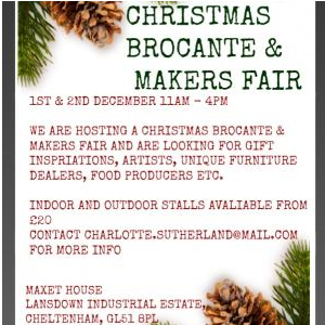 Brocante / Christmas Fair