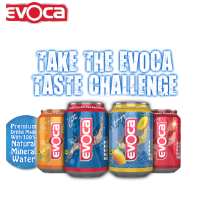Evoca Drinks - The Premium Soft Drinks Company