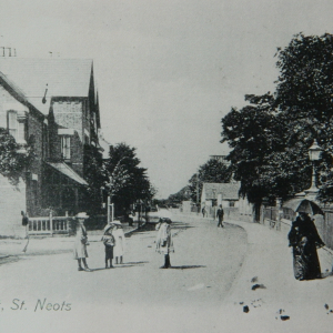 Town walks with St Neots Museum - 'Ghostly Eynesbury'