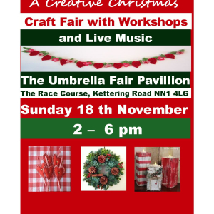Handmade and Unplugged Christmas Craft Fair