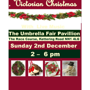 Handmade and Unplugged Victorian Christmas Craft Fair