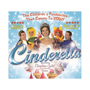 Cinderella Pantomime at Oake Manor