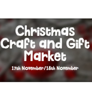 Christmas Craft and Gift Market.